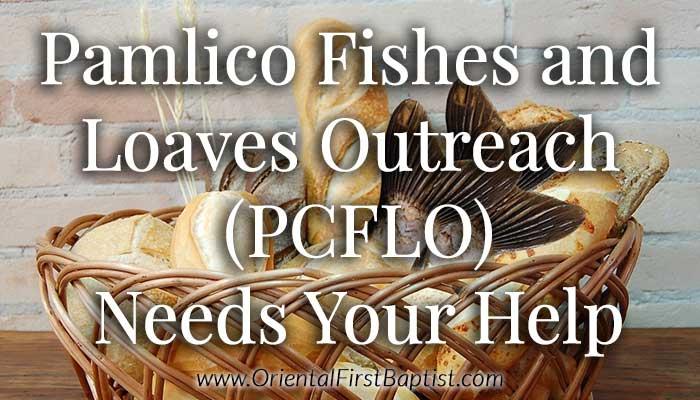News article - PCFLO Needs Your Help